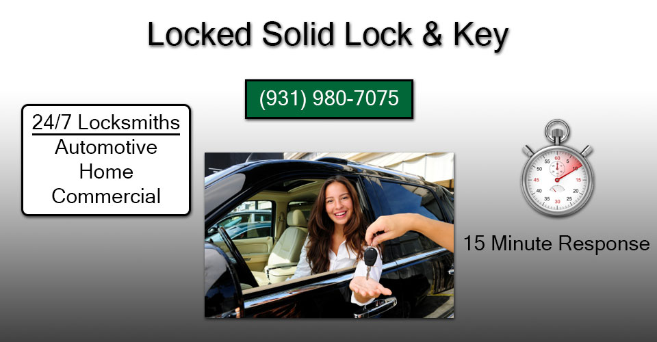Solid Lock And Key